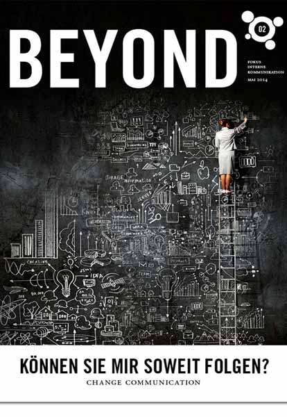 SCM Fachmagazin BEYOND 2