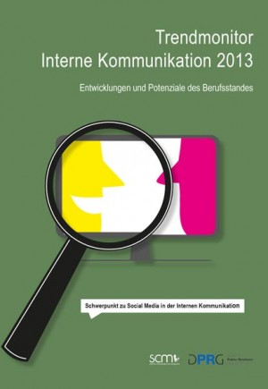 SCM-Trendmonitor Interne Kommunikation 2013