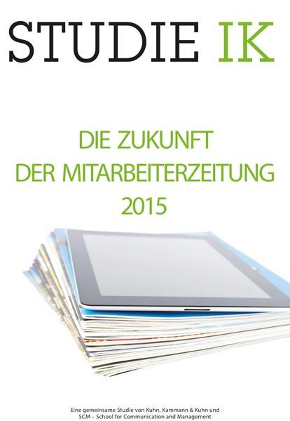 Zukunft der Mitarbeiterzeitung 2015