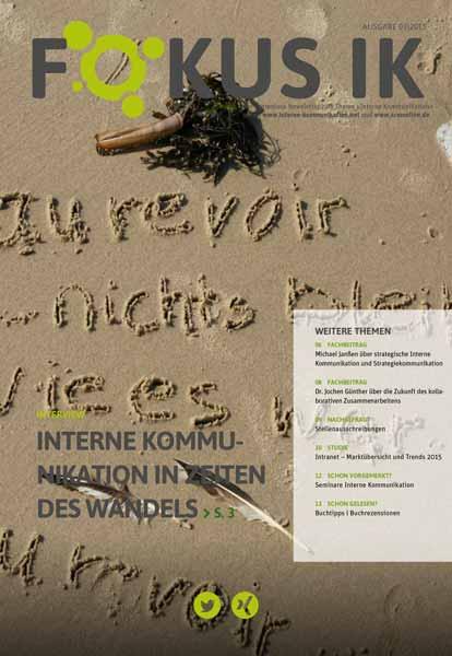 Fokus IK 3/2015 - Cover