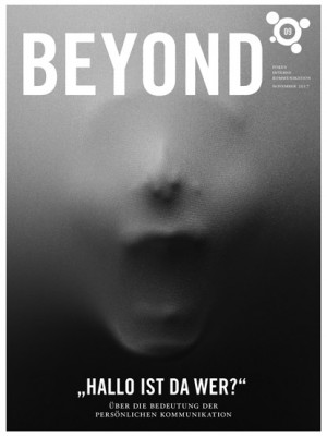 BEYOND #9 Cover