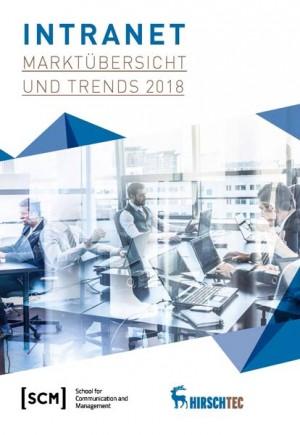 Intranet - Marktübersicht und Trends 2018