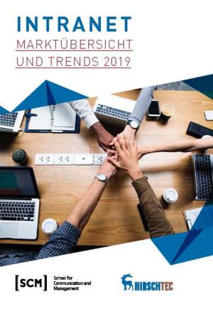 Intranet - Marktübersicht und Trends 2019