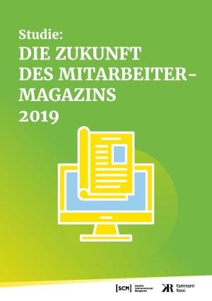 Die Zukunft der Mitarbeiterzeitung 2019